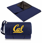 California Golden Bears Picnic Time&reg Blanket Tote - Blue