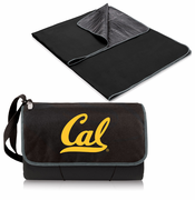 California Golden Bears Picnic Time&reg Blanket Tote - Dark Grey
