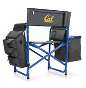 California Golden Bears Picnic Time&reg Fusion Chair