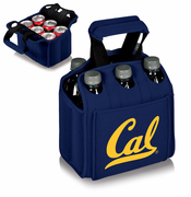 California Golden Bears Picnic Time&reg Six-Pack Insulated Drink Carrier