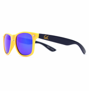 California Golden Bears Society43 Cal Wayfarer Sunglasses - Gold/Navy