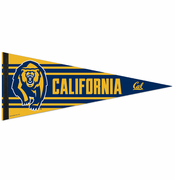 California Golden Bears WinCraft 12x30 Secondary Pennant - Navy