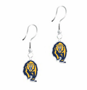 California Golden Bears WinCraft Secondary Dangle Earrings - Navy