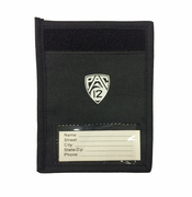 PAC-12 Luggage Tag - Black