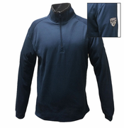 PAC-12 Men's 1/4 Zip Fleece Jacket - Blue
