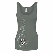 PAC-12 Women's Tank Top - Grey