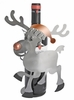 Reindeer Silhouette Wine Caddy