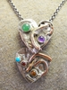 Robin Lee  Becker  Mixed Metals Jewelry
