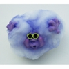 Small Purple Puff