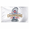 2016 World Series Champs Flag 3'x5'