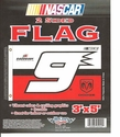 9 Dodge Evernham Doble Flag 3x5
