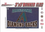 Arizona Diamond Backs Flag 3x5