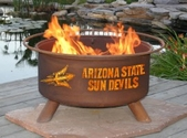 Arizona State Outdoor Fire Pit
