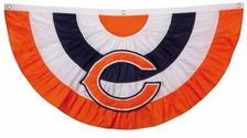 Chicago Bears Team Celebration Bunting