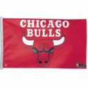 Chicago Bulls Flag 3x5