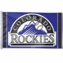 Colorado Rockies Flag 3x5