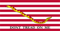 First Navy Jack Flag 3x5