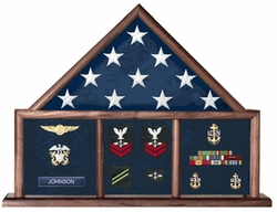 Flag Display Cases