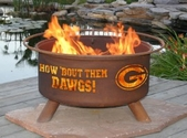 Georgia Outdoor Fire Pit