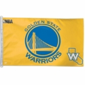 Golden State Warriors Flag 3x5