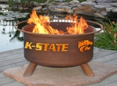 Kansas State Outdoor Fire pit
