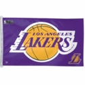 Los Angeles Lakers Flag 3x5