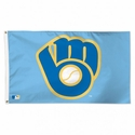 Milwaukee Brewers Flag 3x5