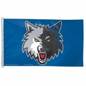 Minnesota Timberwolves Flag 3x5