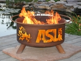 NCAA Outdoor Fire Pits