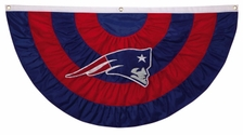 New England Patriots Team Celebration Bunting