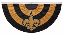 New Orleans Saints Team Celebration Bunting