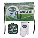 New York Jets Barbeque Tailgate Set