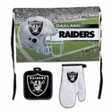 Oakland Raiders Barbeque Tailgate Set