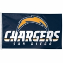 San Diego Chargers Flag 3x5