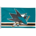 San Jose Sharks Flag 3x5