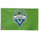 Seattle Sounders Flag 3x5