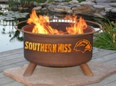 Southern Mississippi Outdoor Fire Pit