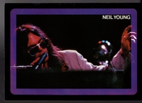CPH27005 Neil Young Crazy Horse 1976 JapanTour Concert Program Book