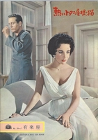 MBH25692 Cat on a Hot Tin Roof 1958 Japanese Movie Program