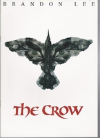 MBH25914 The Crow 1994 Japan Movie Program