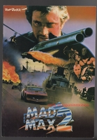 MBH26170 Mad Max 2 The Road Warrior  1981 Japan Movie Program