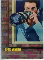 MBH26212 Rear Window 1955 Japan Movie Program