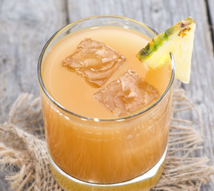 Chai Pisco Punch