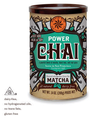 Power Chai® (dairy-free)