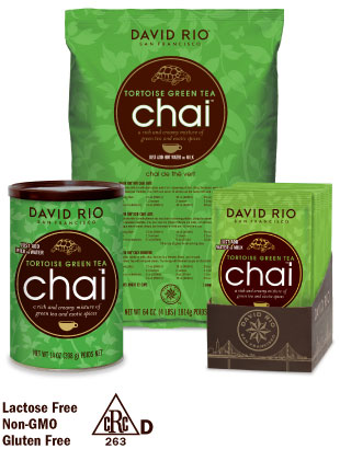 Tortoise Green Tea™ Chai