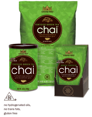 Tortoise Green Tea Chai™