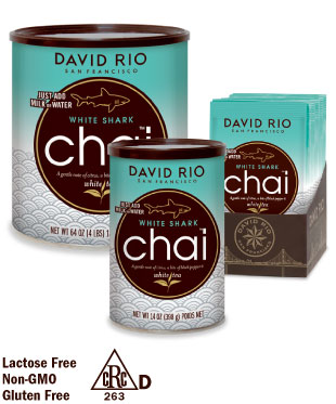 NEW - White Shark Chai™