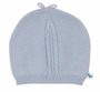 "<img src=""http://site.grammies-attic.com/images/blue-sold-1.gif"">  NEW Angel Dear Blue Cotton Cable Knit Hat"