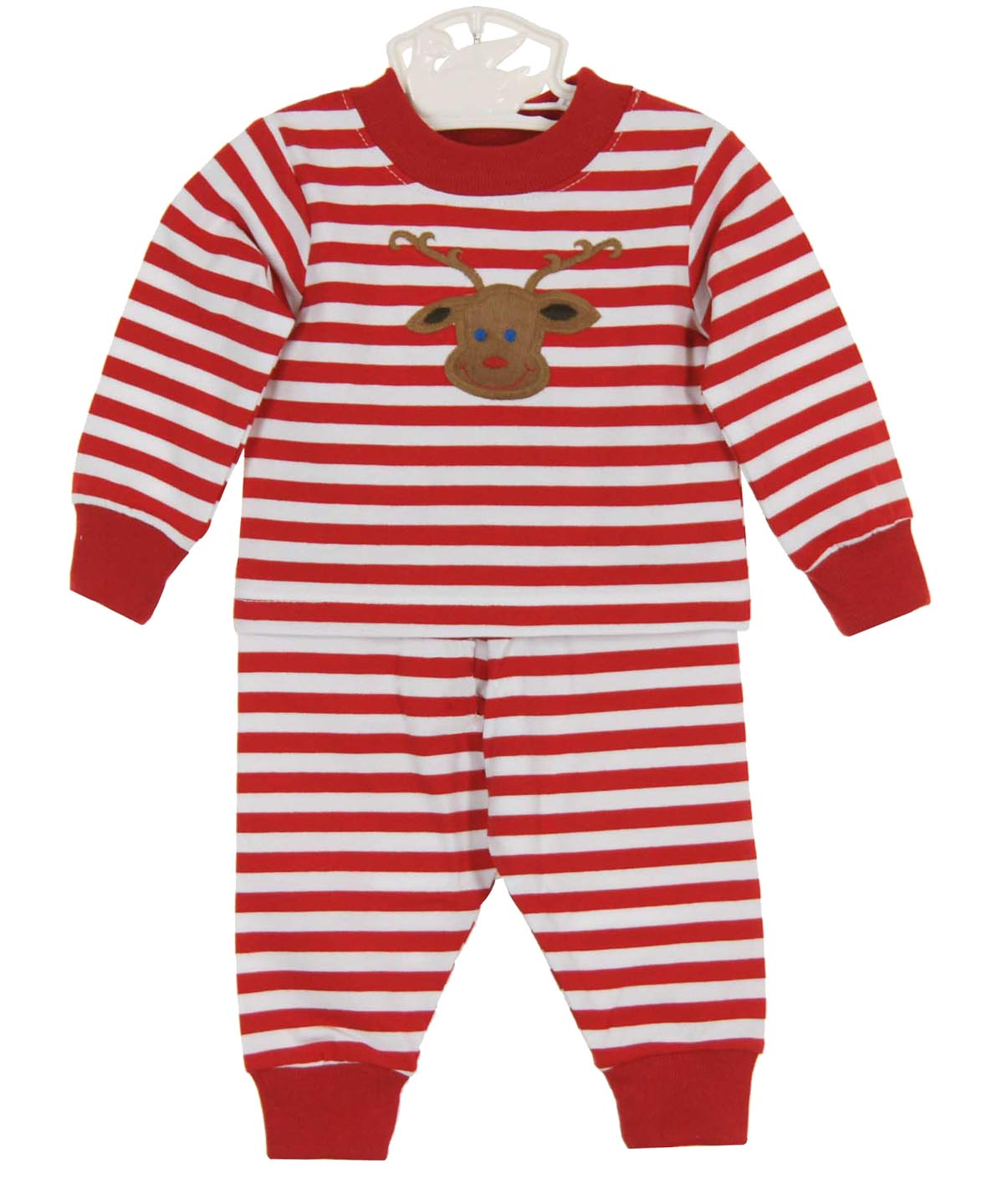 Bailey Boys baby pajamas,Holiday baby pjs,Christmas baby pajamas ...