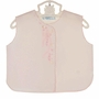 "<img src=""http://site.grammies-attic.com/images/blue-sold-1.gif""> NEW Feltman Brothers Pink Diaper Shirt with Bow Embroidery"